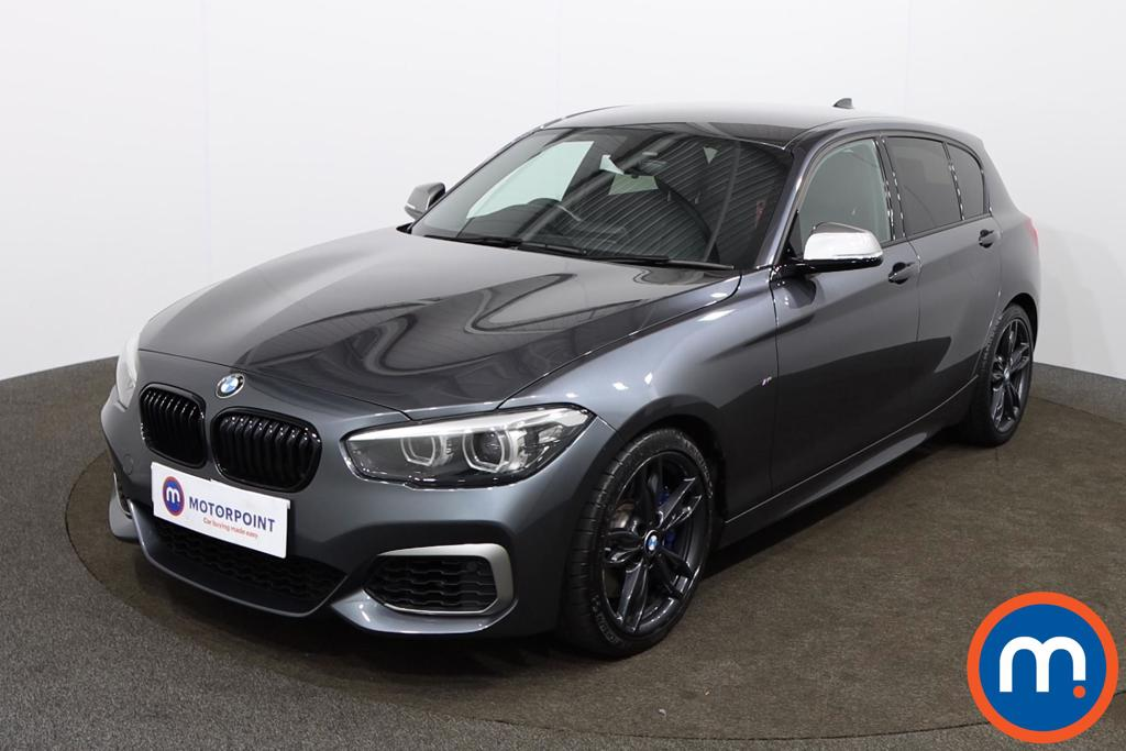 BMW 1 Series M140i Shadow Edition - Stock Number 1152181 Passenger side front corner