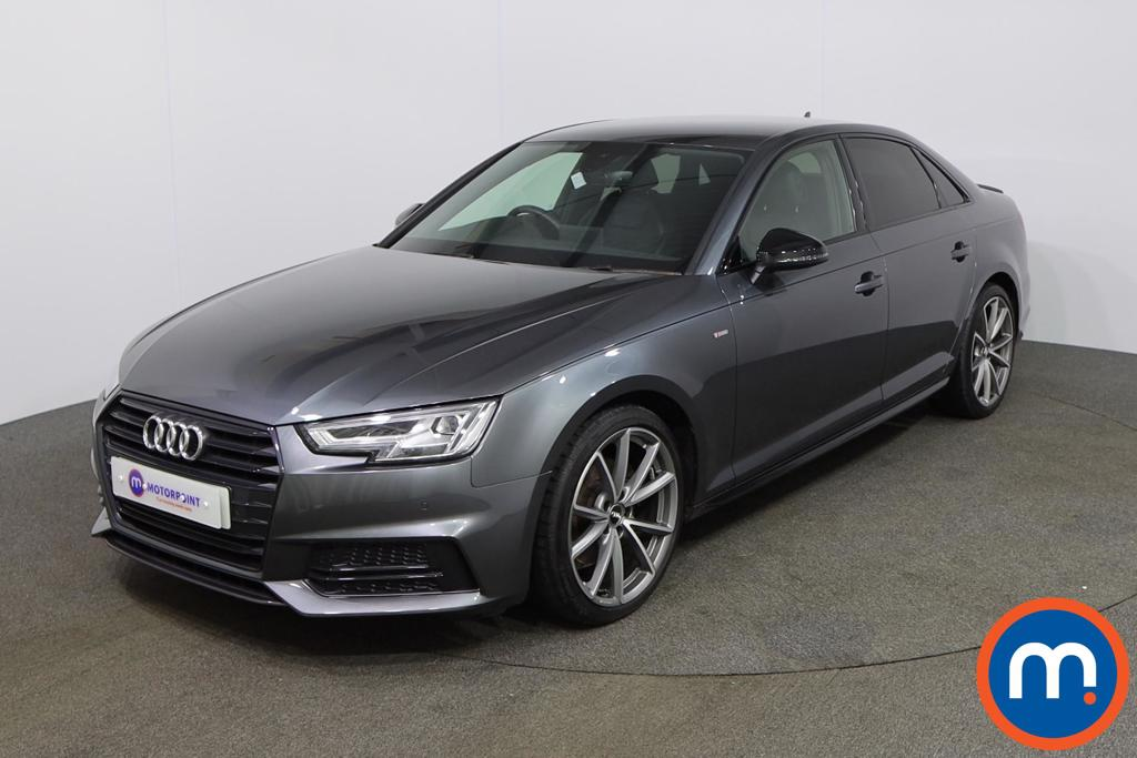 Audi A4 Black Edition - Stock Number 1149872 Passenger side front corner