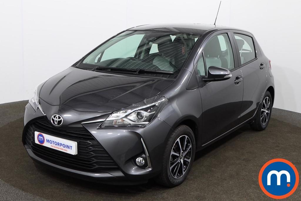 Toyota Yaris Icon Tech - Stock Number 1149974 Passenger side front corner