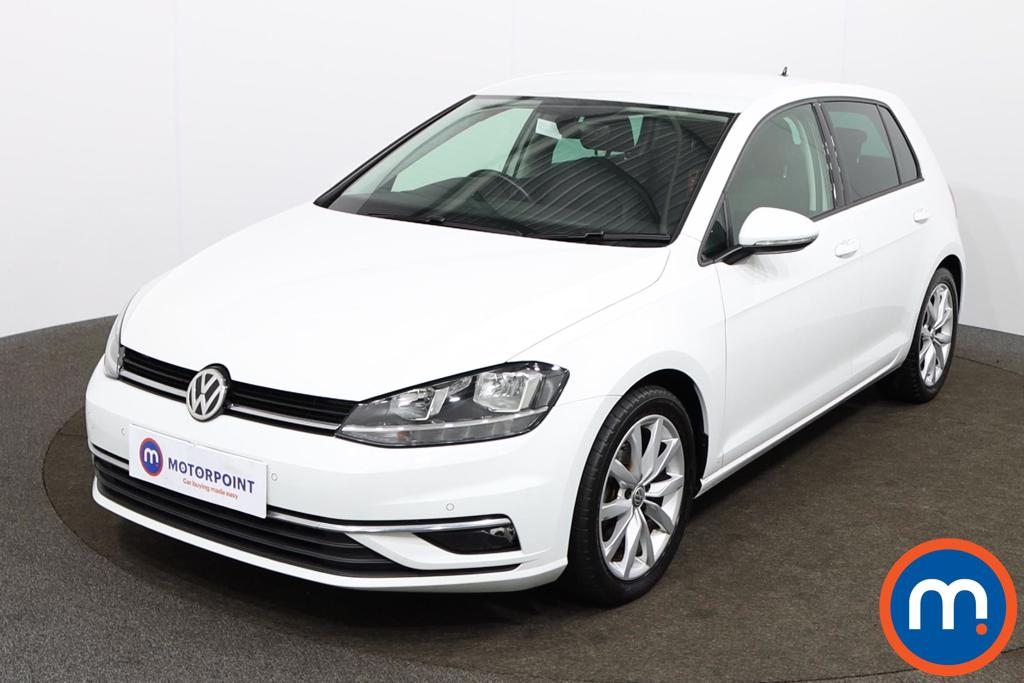 Volkswagen Golf 1.6 TDI GT 5dr DSG - Stock Number 1149995 Passenger side front corner