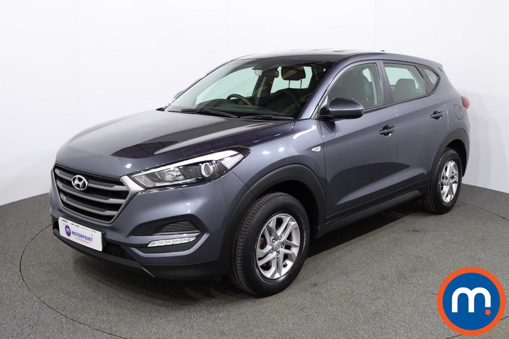 Hyundai Tucson 1.6 GDi Blue Drive S 5dr 2WD - Stock Number 1145563 Passenger side front corner