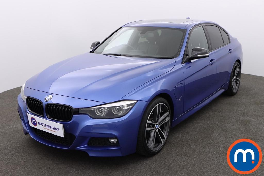 BMW 3 Series M Sport Shadow Edition - Stock Number 1148410 Passenger side front corner