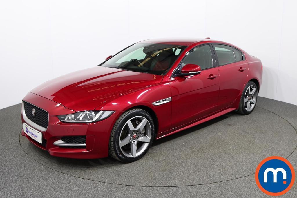 Jaguar XE R-Sport - Stock Number 1149339 Passenger side front corner