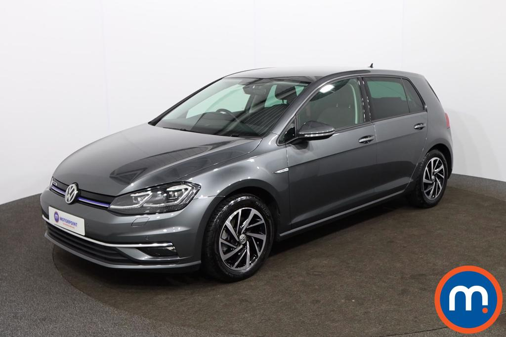 Volkswagen Golf 1.5 TSI EVO Match Edition 5dr - Stock Number 1149842 Passenger side front corner
