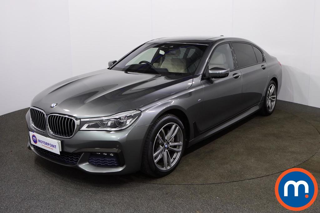 BMW 7 Series M Sport - Stock Number 1149938 Passenger side front corner