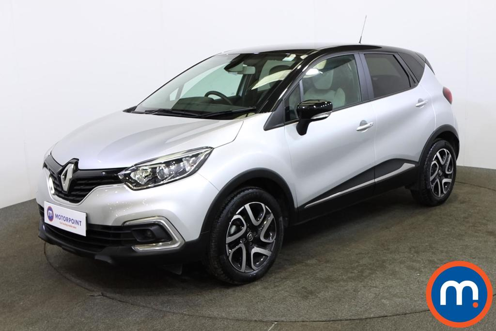 Renault Captur Iconic - Stock Number 1149993 Passenger side front corner