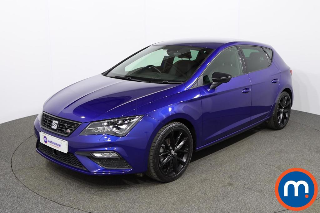 Seat Leon FR Black Edition - Stock Number 1152591 Passenger side front corner