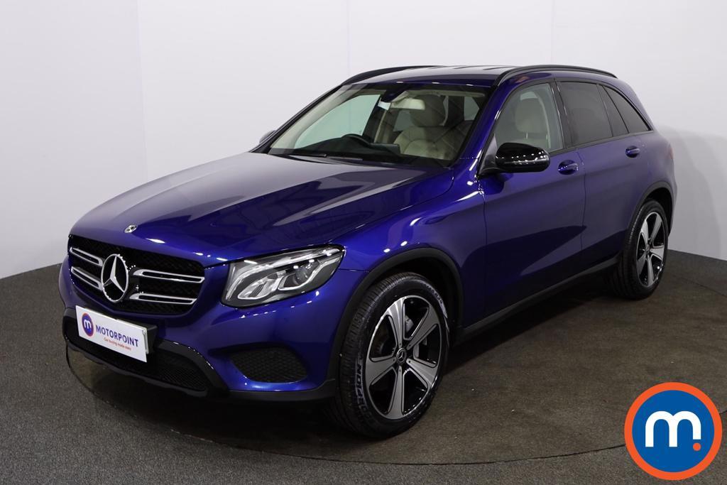 Mercedes-Benz GLC Urban Edition - Stock Number 1152604 Passenger side front corner