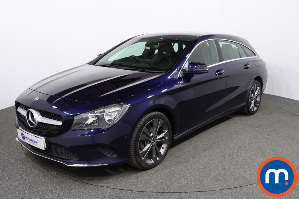 Mercedes-Benz CLA CLA 180 Sport 5dr - Stock Number 1135506 Passenger side front corner