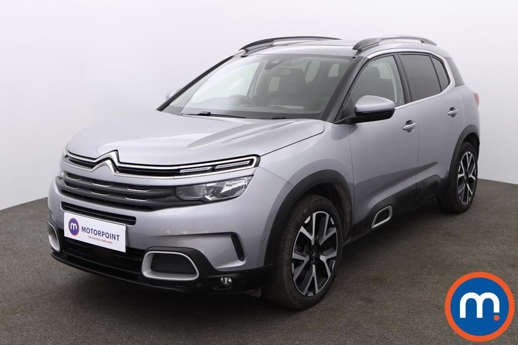 Citroen C5 Aircross 1.2 PureTech 130 Flair Plus 5dr - Stock Number 1140233 Passenger side front corner