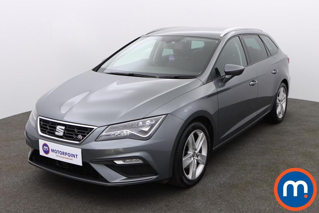 Seat Leon 2.0 TDI 150 FR Technology 5dr - Stock Number 1145854 Passenger side front corner