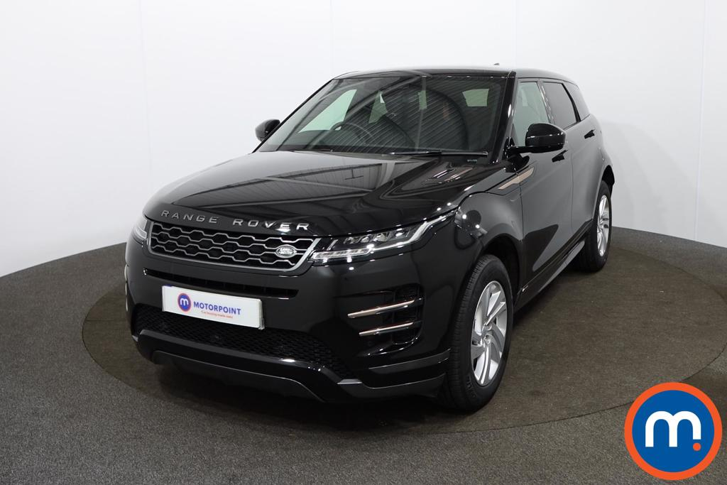 Land Rover Range Rover Evoque R-Dynamic S - Stock Number 1151199 Passenger side front corner