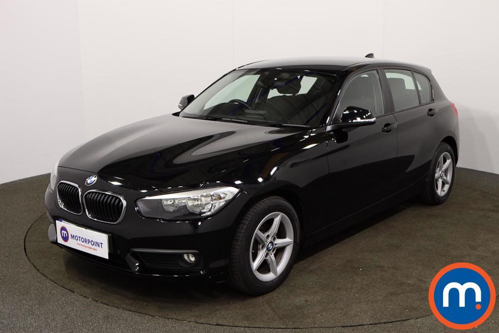 BMW 1 Series SE - Stock Number 1152192 Passenger side front corner