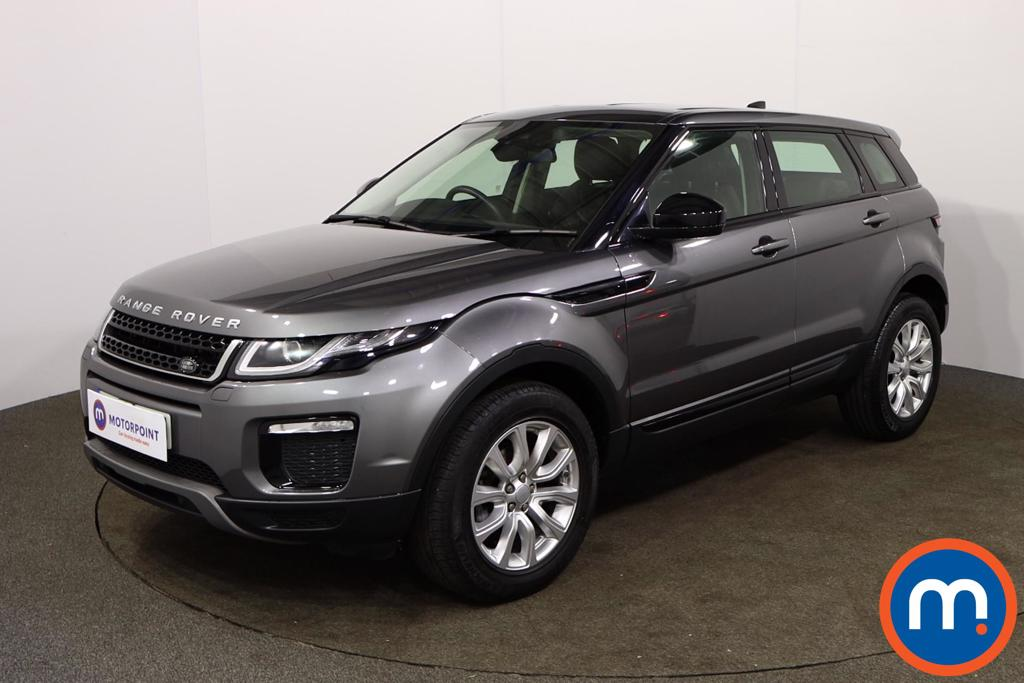 Land Rover Range Rover Evoque SE Tech - Stock Number 1152204 Passenger side front corner