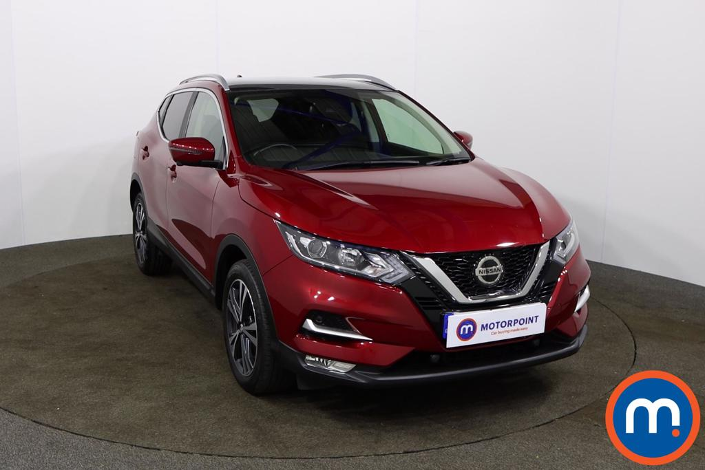 Nissan Qashqai 1.5 dCi N-Connecta [Glass Roof Pack] 5dr - Stock Number 1152274 Passenger side front corner