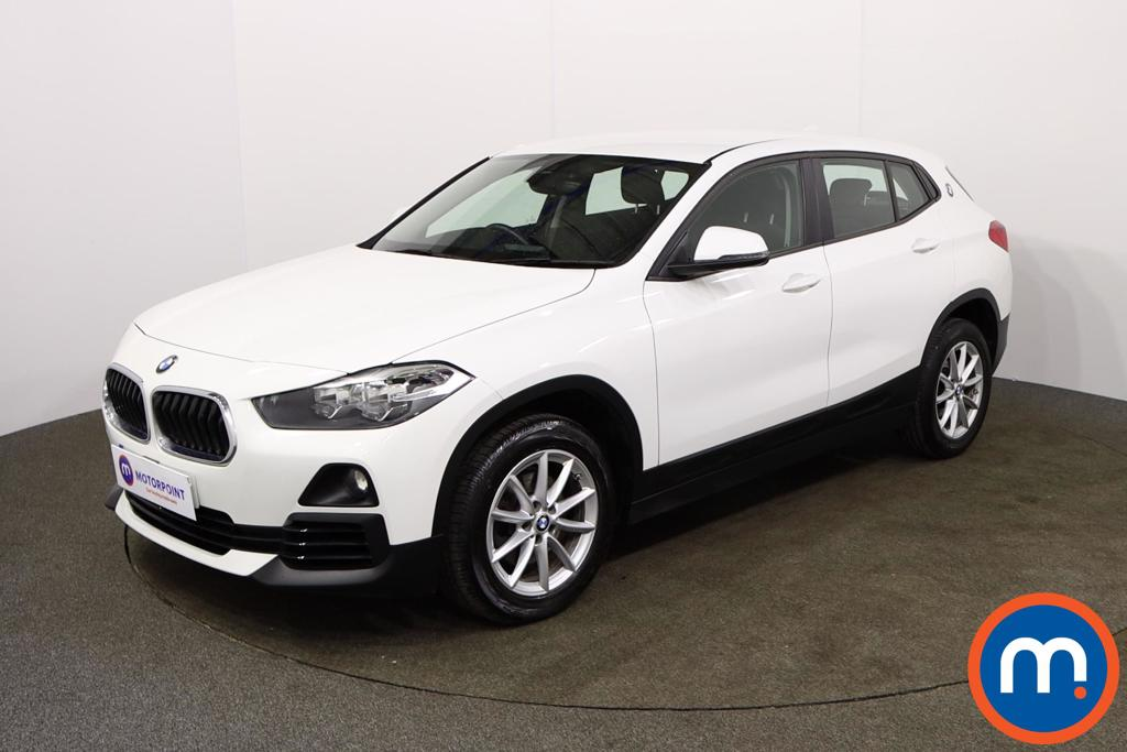 BMW X2 SE - Stock Number 1152606 Passenger side front corner