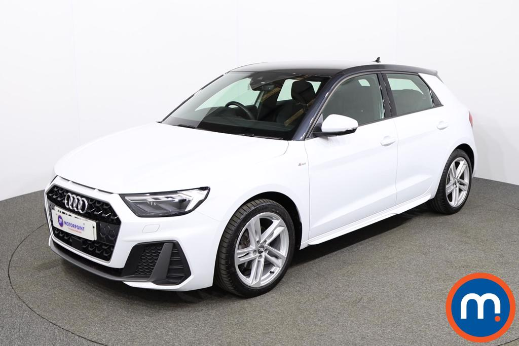 Audi A1 S Line - Stock Number 1152645 Passenger side front corner