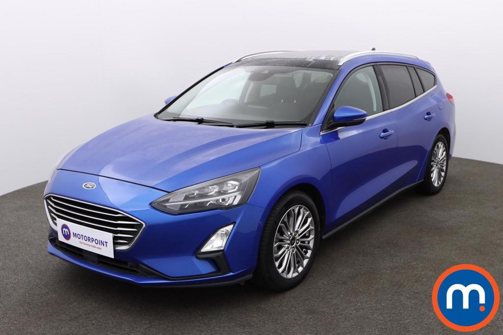 Ford Focus Titanium X - Stock Number 1152677 Passenger side front corner