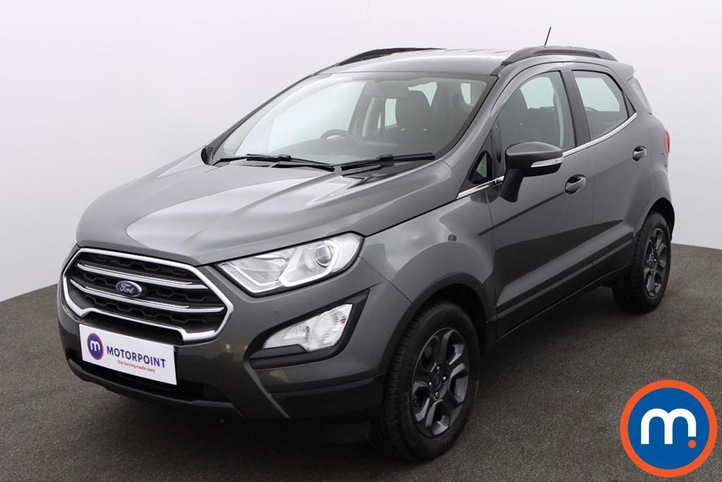 Ford Ecosport Zetec - Stock Number 1152693 Passenger side front corner