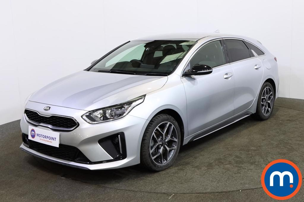 KIA Pro Ceed 1.4T GDi ISG GT-Line 5dr DCT - Stock Number 1120399 Passenger side front corner