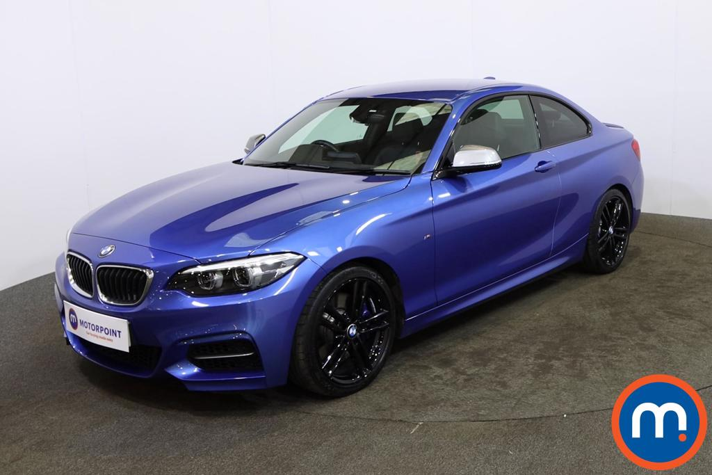 BMW 2 Series M240i 2dr [Nav] Step Auto - Stock Number 1123912 Passenger side front corner