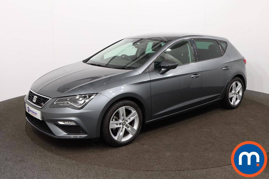 Seat Leon FR Technology - Stock Number 1145235 Passenger side front corner