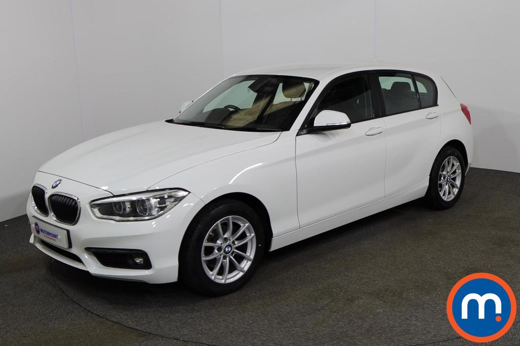 BMW 1 Series 116d SE Business 5dr [Nav-Servotronic] - Stock Number 1150041 Passenger side front corner