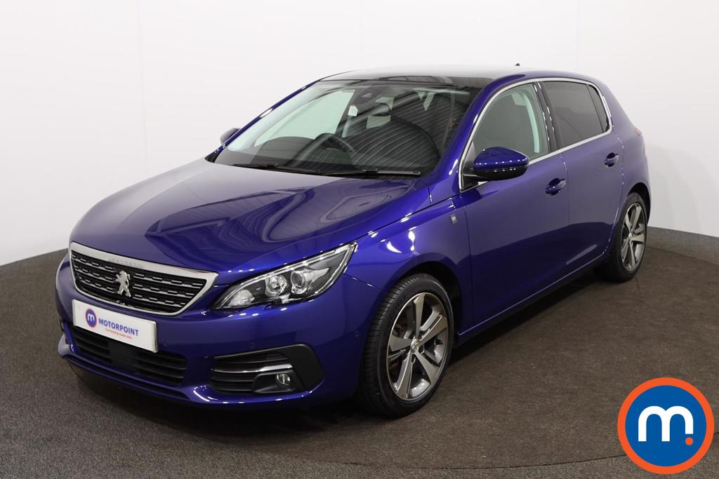 Peugeot 308 Tech Edition - Stock Number 1150930 Passenger side front corner