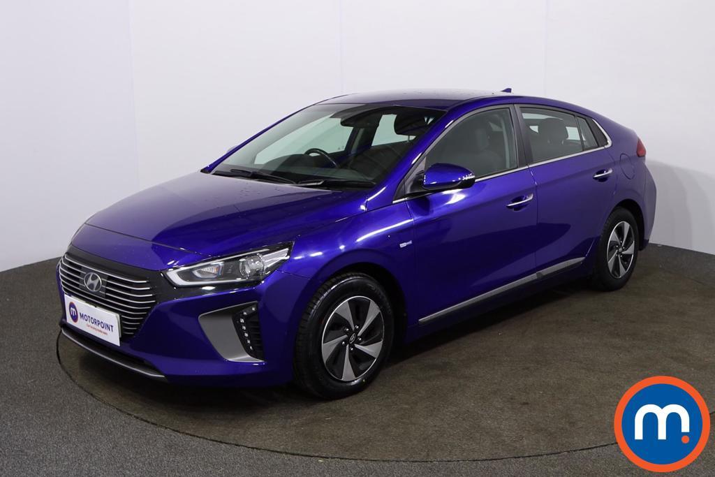 Hyundai Ioniq 1.6 GDi Hybrid Premium 5dr DCT - Stock Number 1152259 Passenger side front corner