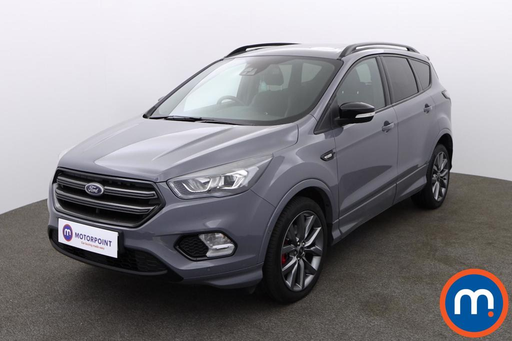 Ford Kuga ST-Line Edition - Stock Number 1152672 Passenger side front corner