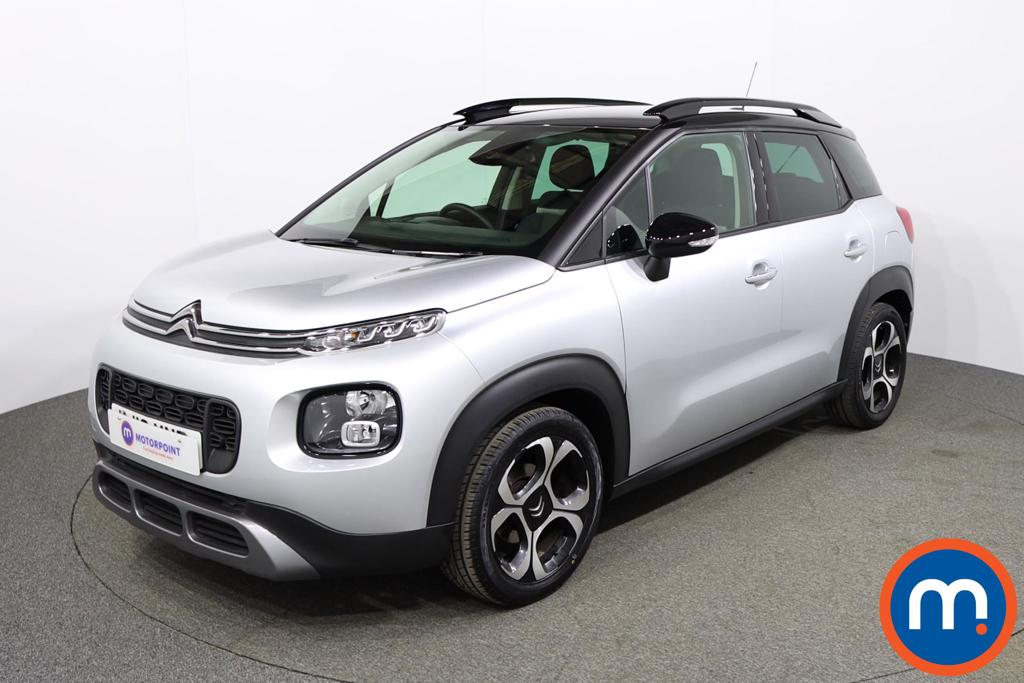 Citroen C3 Aircross 1.2 PureTech Flair 5dr - Stock Number 1132420 Passenger side front corner