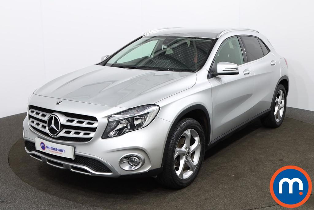 Mercedes-Benz GLA GLA 200 Sport 5dr - Stock Number 1145504 Passenger side front corner