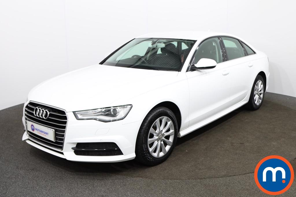 Audi A6 2.0 TDI Ultra SE Executive 4dr S Tronic - Stock Number 1149870 Passenger side front corner
