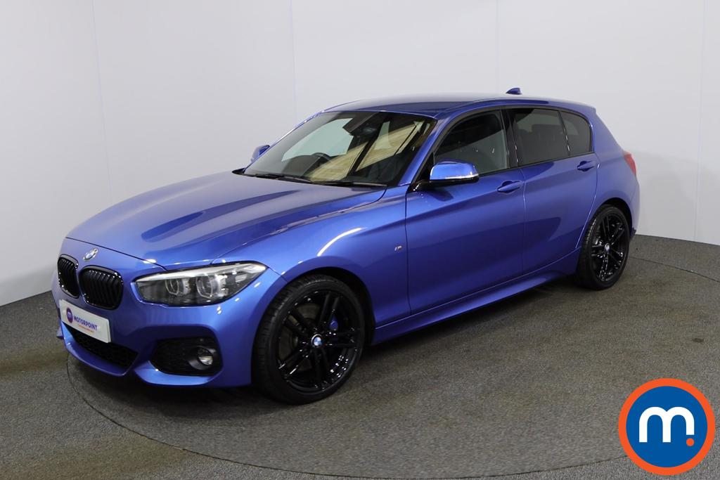 BMW 1 Series M Sport Shadow Edition - Stock Number 1150040 Passenger side front corner
