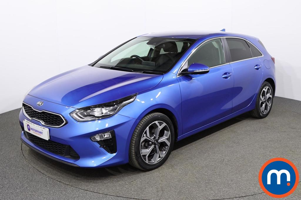 KIA Ceed Blue Edition - Stock Number 1150847 Passenger side front corner