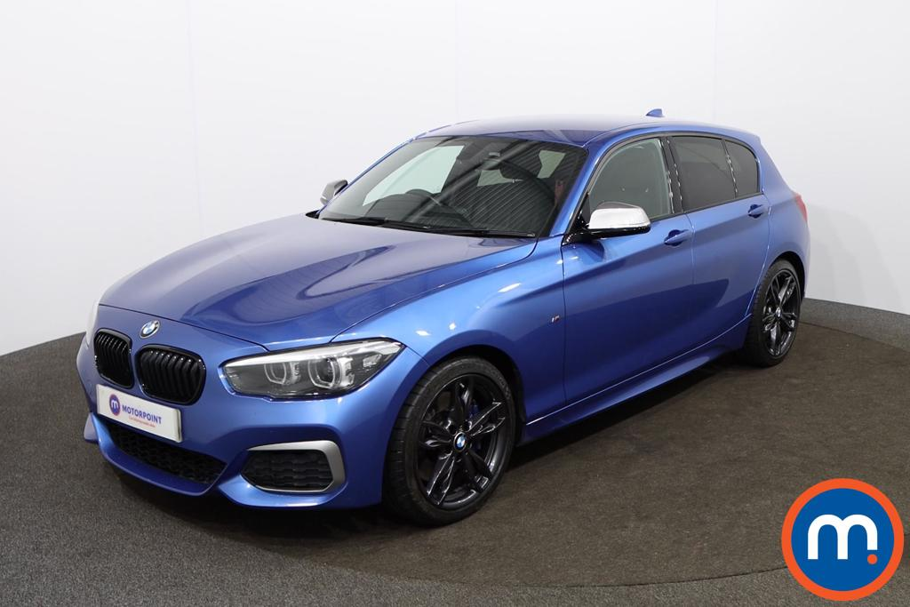 BMW 1 Series M140i Shadow Edition - Stock Number 1151559 Passenger side front corner
