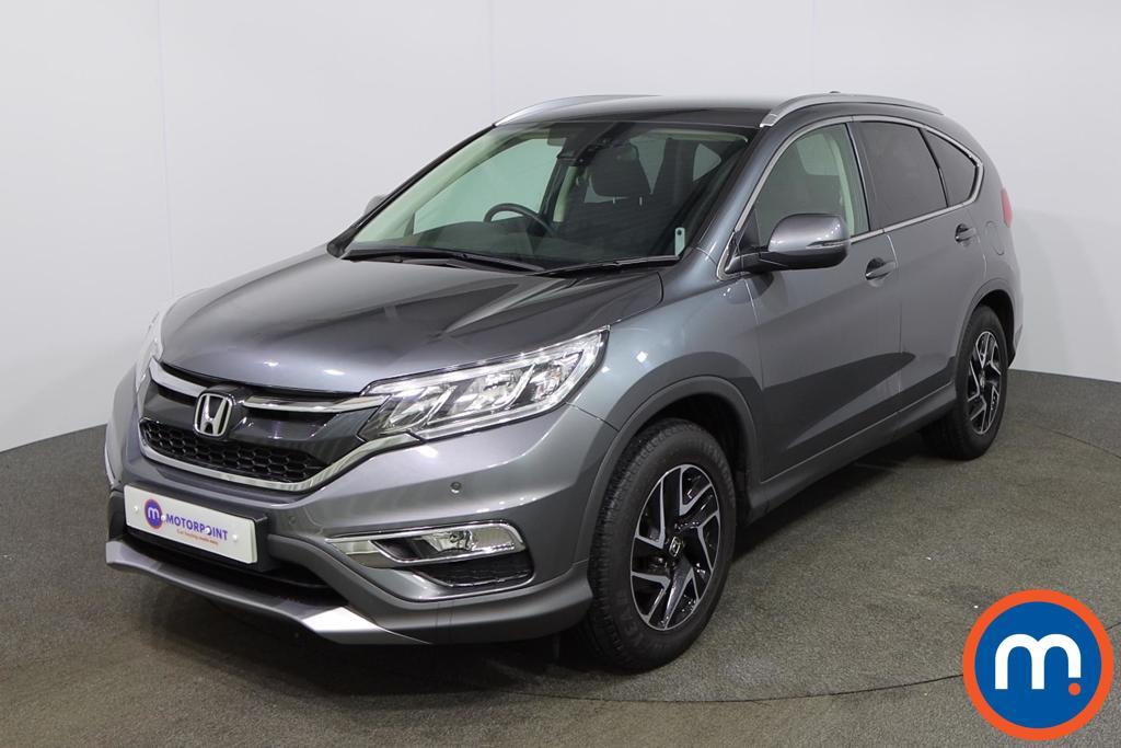 Honda Cr-V 2.0 i-VTEC SE Plus 5dr 2WD [Nav] - Stock Number 1152067 Passenger side front corner