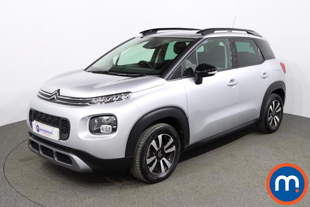 Citroen C3 Aircross 1.2 PureTech 110 Feel 5dr [6 speed] - Stock Number 1152344 Passenger side front corner