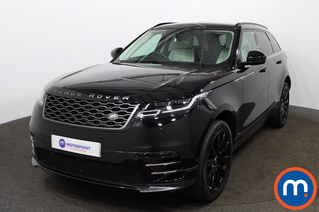 Land Rover Range Rover Velar R-Dynamic HSE - Stock Number 1153015 Passenger side front corner