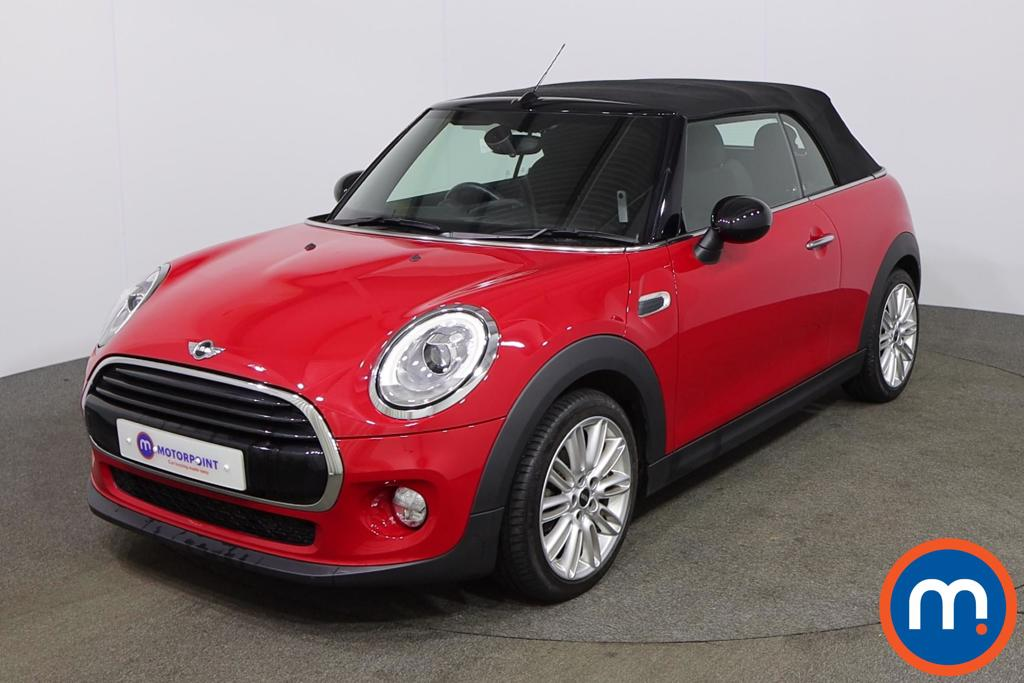 Mini Convertible 1.5 Cooper 2dr [Chili Pack] - Stock Number 1153044 Passenger side front corner