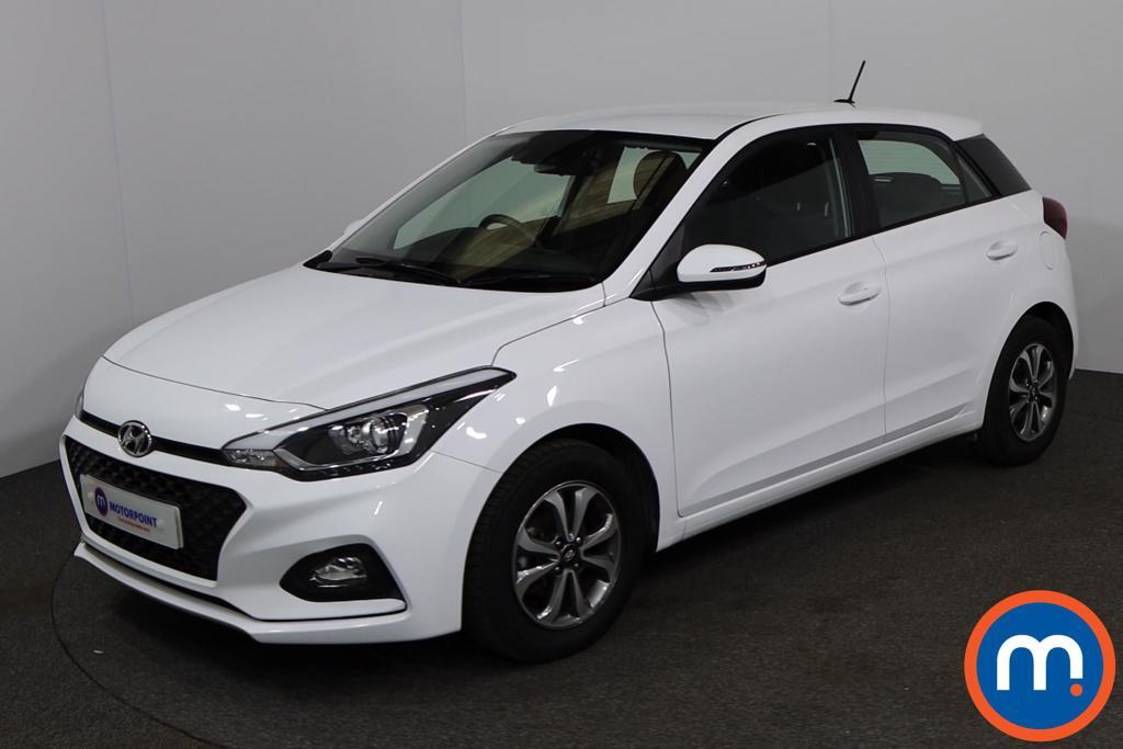 Hyundai I20 SE - Stock Number 1115086 Passenger side front corner