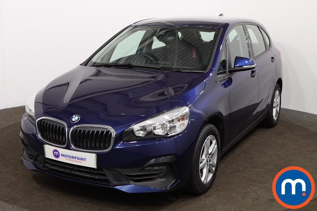 BMW 2 Series 218i SE 5dr - Stock Number 1147820 Passenger side front corner