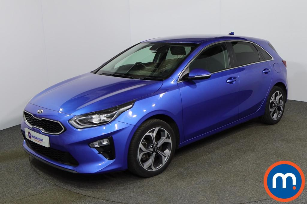 KIA Ceed 1.4T GDi ISG Blue Edition 5dr - Stock Number 1151686 Passenger side front corner