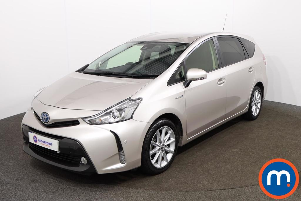 Toyota Prius-Plus 1.8 VVTi Excel TSS 5dr CVT Auto - Stock Number 1150765 Passenger side front corner