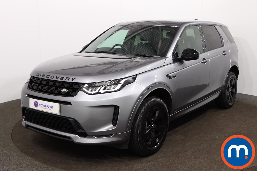 Land Rover Discovery Sport 2.0 D180 R-Dynamic S 5dr Auto - Stock Number 1151196 Passenger side front corner