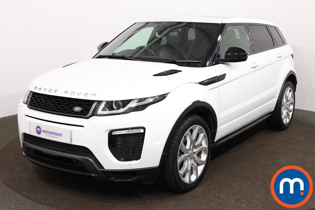 Land Rover Range Rover Evoque HSE Dynamic - Stock Number 1151857 Passenger side front corner