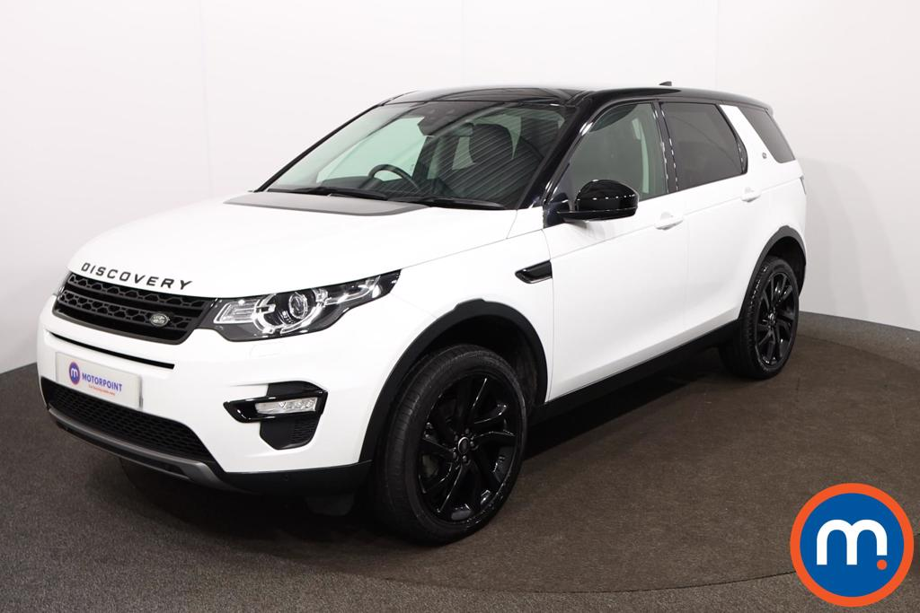 Land Rover Discovery Sport 2.0 TD4 180 HSE 5dr Auto - Stock Number 1152234 Passenger side front corner