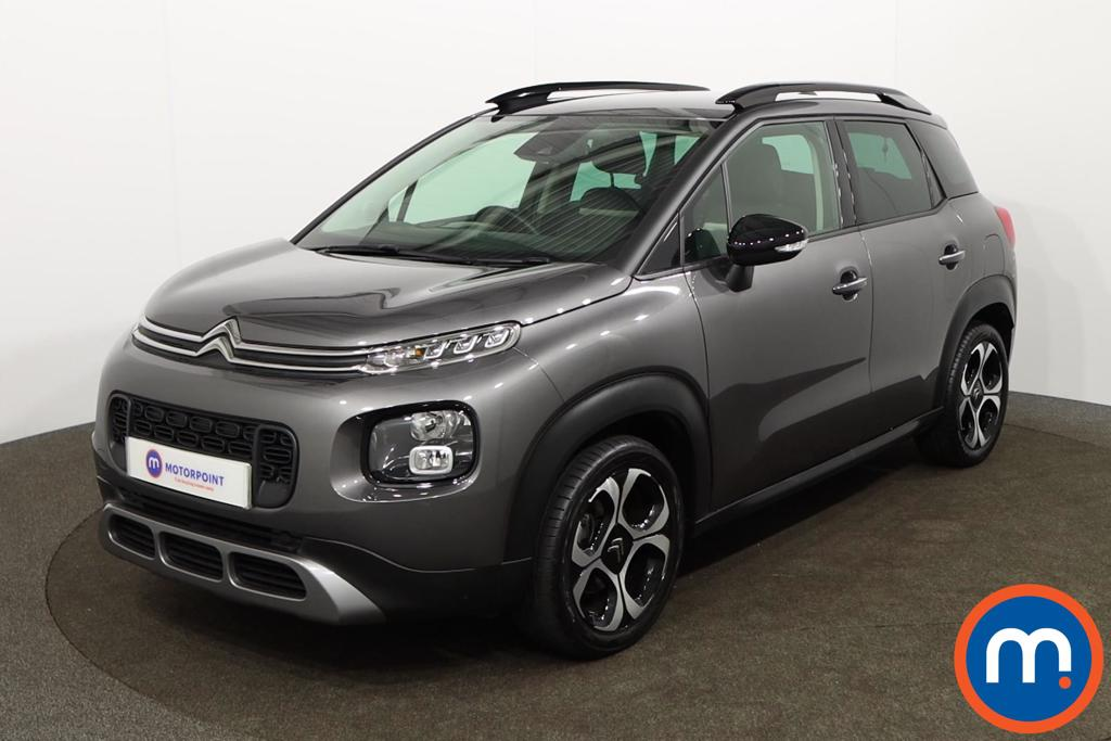 Citroen C3 Aircross 1.2 PureTech 110 Flair 5dr [6 speed] - Stock Number 1152409 Passenger side front corner