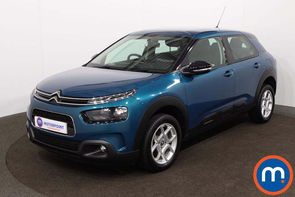 Citroen C4 Cactus 1.2 PureTech Feel 5dr [6 Speed] - Stock Number 1152411 Passenger side front corner