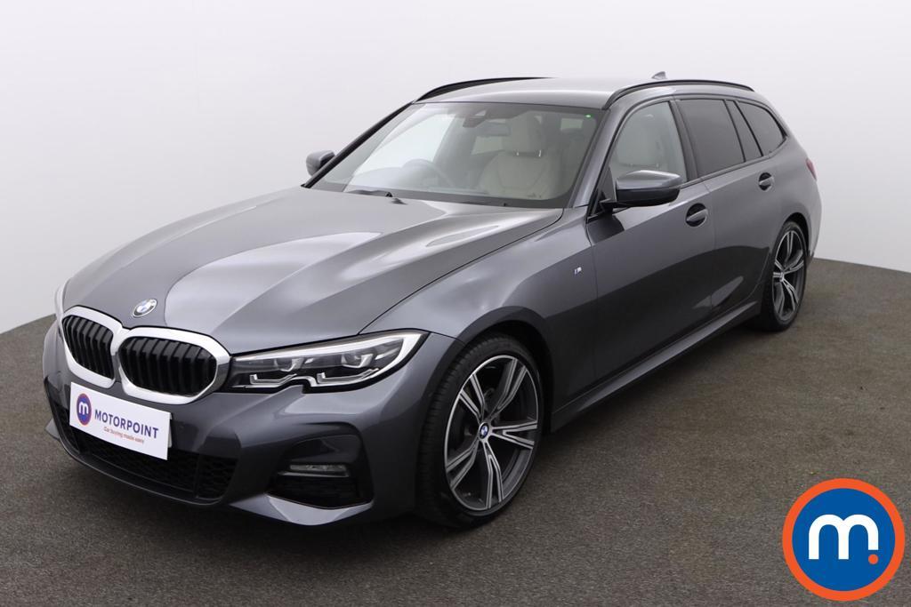 BMW 3 Series 320i M Sport 5dr Step Auto - Stock Number 1153623 Passenger side front corner